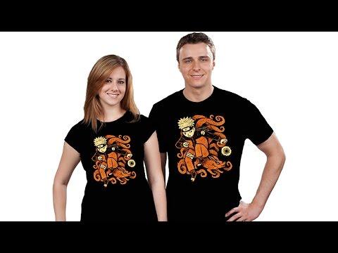 Naruto Shirts & Hoodies at Unamee.com