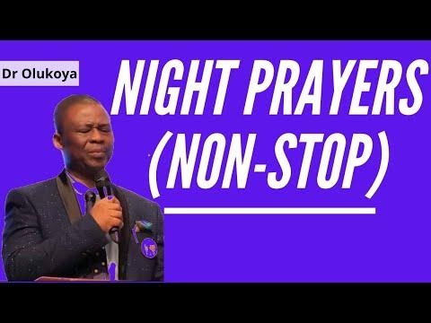 Nonstop Midnight Prayers - Dr Olukoya