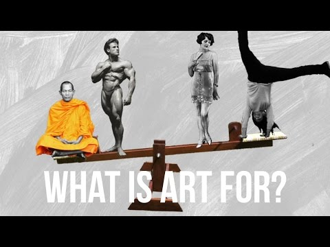 Daily InspirAction_The School of Life_A cosa serve l'arte?