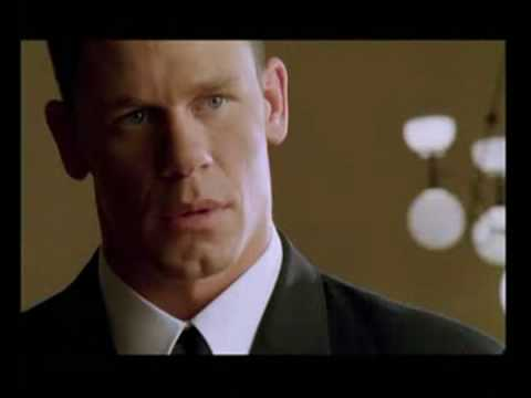 John Cena (Film Actor) - THE CITY: Los Angeles, California THE VENUE: The Staples Center THE EVENT: WRESTLEMANIA WrestleMania 21 Movie Parody: A FEW GOOD MEN: Featuring: John Cena, J...