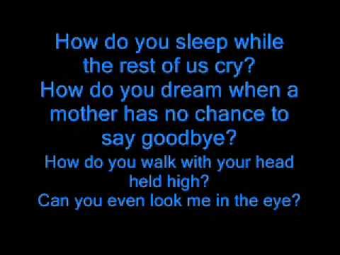Dear Mr.President - Pink (lyrics)