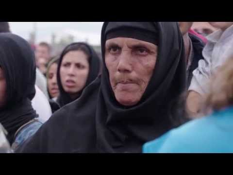The former Yugoslav Republic of Macedonia: Refugees Onward Journey