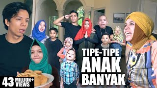 Download Video TIPE-TIPE RUSUH ANAK BANYAK - 11 BERSAUDARA GEN HALILINTAR MP3 3GP MP4
