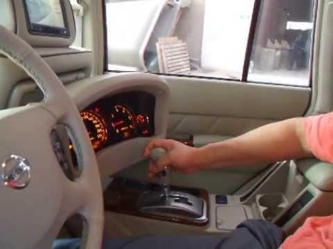 Nissan Patrol  muy especial en Dubai