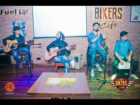 Fitoor live (Soch)@Farzi Cafe, Cyber Hub, Gurgaon| Supranshu Khanna,Vasu Mahendru,DJ -