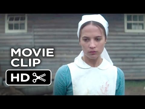 Testament Of Youth Movie CLIP - Field of Wounded (2015) - Hayley Atwell, Alicia Vikander Movie HD