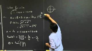 Complex Numbers And Euler's Formula | MIT 18.03SC Differential Equations, Fall 2011