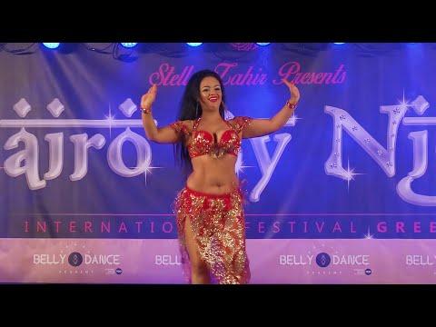 ANNA BORISOVA - Egyptian Oriental in Greece 2019