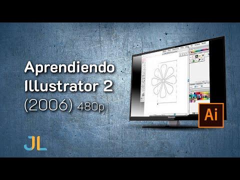 Aprendiendo Illustrator 2