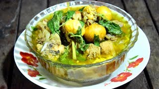 Khmer Food - របៀបធ្វើ ទឹកស៊ុ&