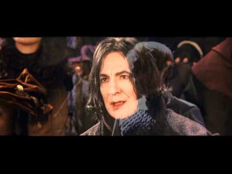 Severus' Promise To Lily-Shot In The Dark By Within Temptation