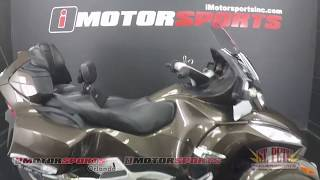 10. 2012 Can-Am Spyder RT Limited SE 5 A5020 @ iMotorsports
