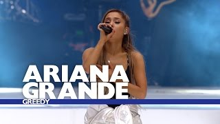 Ariana Grande - 'Greedy' (Live At The Summertime Ball 2016)
