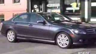 Review: 2008 Mercedes-Benz C Class