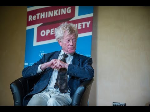 Roger Scruton - Liberalism And Loyalty, November 16, 2017