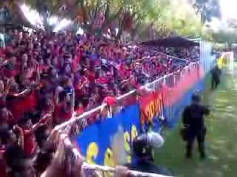 Turba Roja - La prensa le dijo al jura[Juventud Independiente 1 - 1 FAS] - Turba Roja - Deportivo FAS