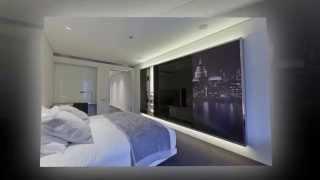 Дизайн интерьера ME Hotel от Foster + Partners
