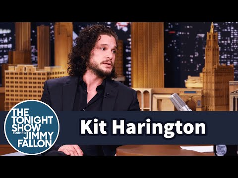 Kit Harington Blabbed About Jon Snow s Fate to Avoid a