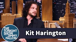 Spoiler alert! Kit Harington was terrible at keeping Jon Snow's Game of Thrones fate secret. Subscribe NOW to The Tonight Show ...