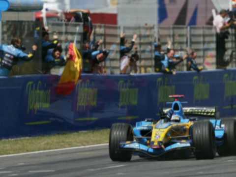 Fernando Alonso -Campeón 2005/2006