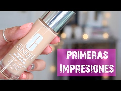 Clinique Beyond Perfection | Primeras Impresiones