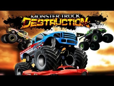 Monster Truck Destruction™ - Universal - HD Gameplay Trailer