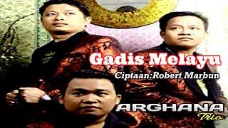 Video Arghana Trio - Gadis Melayu MP3, 3GP, MP4, WEBM, AVI, FLV September 2018