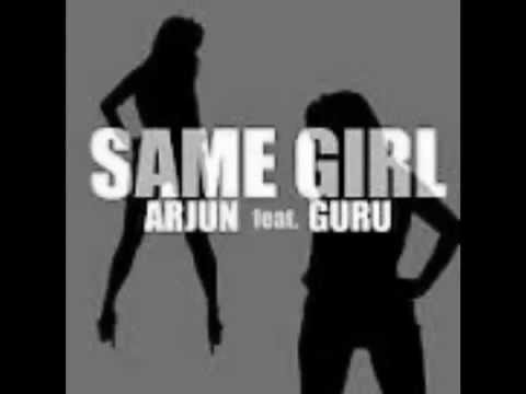 Video Arjun Same girl ft Guru (Audio) download in MP3, 3GP, MP4, WEBM, AVI, FLV January 2017