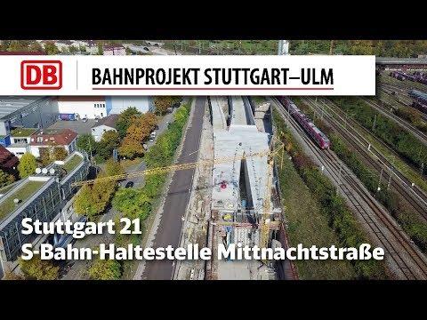 2. S-Bahn-Station Mittnachtstraße (Oktober 2017)