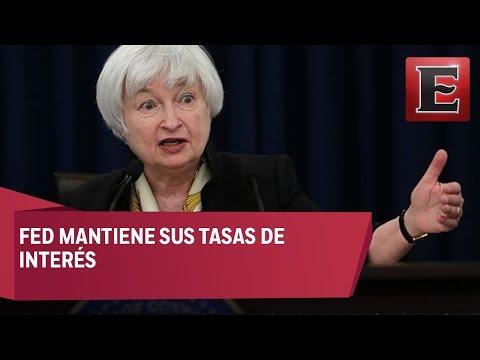 FED no cedió a presiones, no aumenta tasas de interés