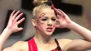 Dance Moms - Chloe Solo 'Seeing Red' (Season 4 Episode 6)