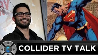 Collider TV Talk - Supergirl Casts Tyler Hoechlin As Superman, Curb Your Enthusiam Coming Back by Collider