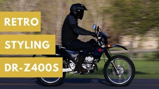 7. 2017 SUZUKI DR-Z400S SPECS AND REVIEW