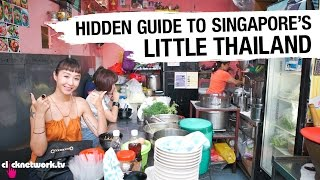 Video Hidden Guide To Singapore's Little Thailand - Rozz Recommends: EP5 MP3, 3GP, MP4, WEBM, AVI, FLV Desember 2018