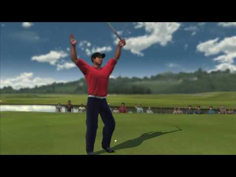 EA Sports: Tiger Woods PGA Tour 11 - Xbox 360