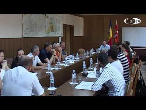 Ședința ordinară a Consiliului local Floreşti din 10.09.2019