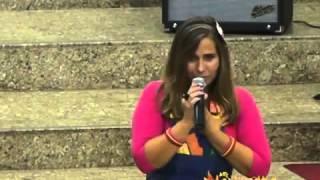 Andreia Sorvetão  Testemunho - Pib Botafogo Rj - 2012