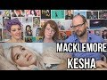 Download Video Macklemore ft Kesha - Good Old Days - REACTION!!