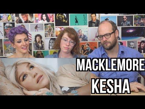 Video Macklemore ft Kesha - Good Old Days - REACTION!! download in MP3, 3GP, MP4, WEBM, AVI, FLV January 2017