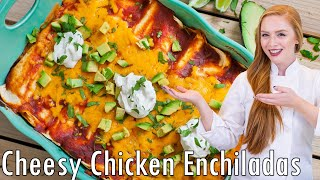 The Best Chicken Enchiladas by Tatyana's Everyday Food