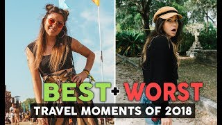 Download Video BEST and WORST Travel Moments of 2018 MP3 3GP MP4