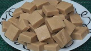 Fudge (Vanilla and Chocolate) Recipe Video
