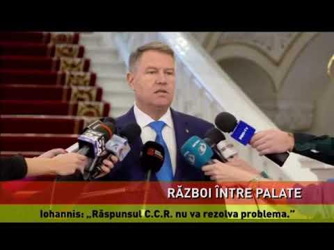 Amânarea numirii miniștrilor, motiv de război între Dăncilă și Iohannis