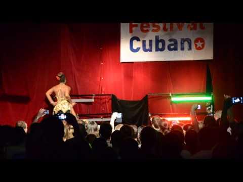 Festival Cubano 2013 Bielsko-Biała - Regla & Claudio Pacheco (видео)