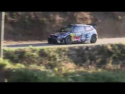 Shakedown Rallye Tour de Corse WRC 2016