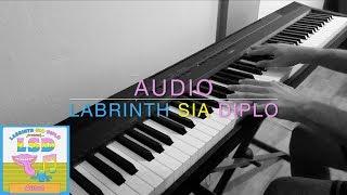 Video LSD - Audio (ft. Sia, Diplo, Labrinth) | Piano Cover MP3, 3GP, MP4, WEBM, AVI, FLV Mei 2018