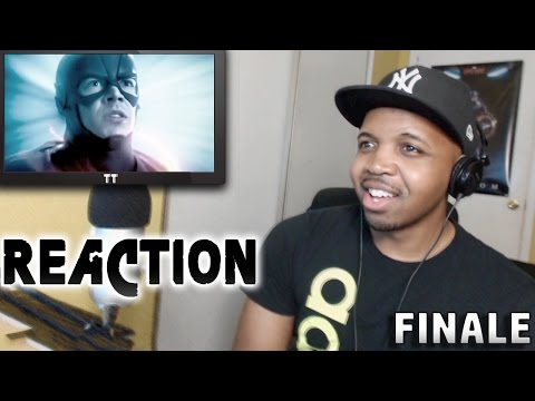 REACTION To Flash Season 2 FINALE Episode 23 ZOOM & ENDING 2x23
