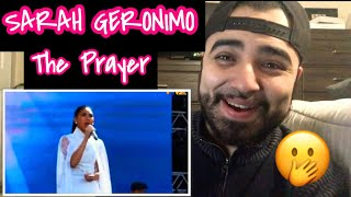 """Video Reacting to Sarah Geronimo """"The Prayer"""" At PaPal Event in UAE MP3, 3GP, MP4, WEBM, AVI, FLV Maret 2019"""