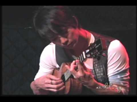 Bohemian - Jake Shimabukuro performing a cover of Queen's 