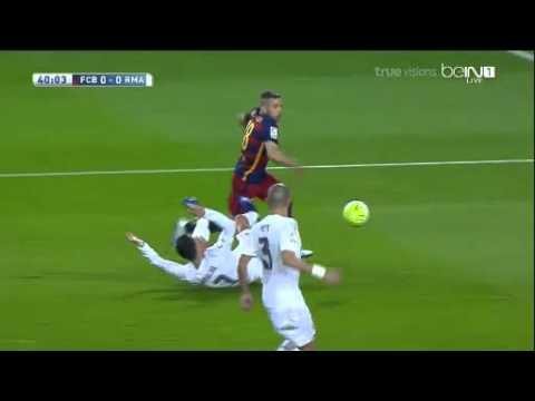 Barca vs Real 2015: Trận cầu Siêu kinh điển Barcelona vs Real Madrid 2015